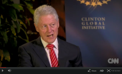 CNN Clinton Plant-Based Interview
