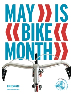 Bike League National Bike Month 2014